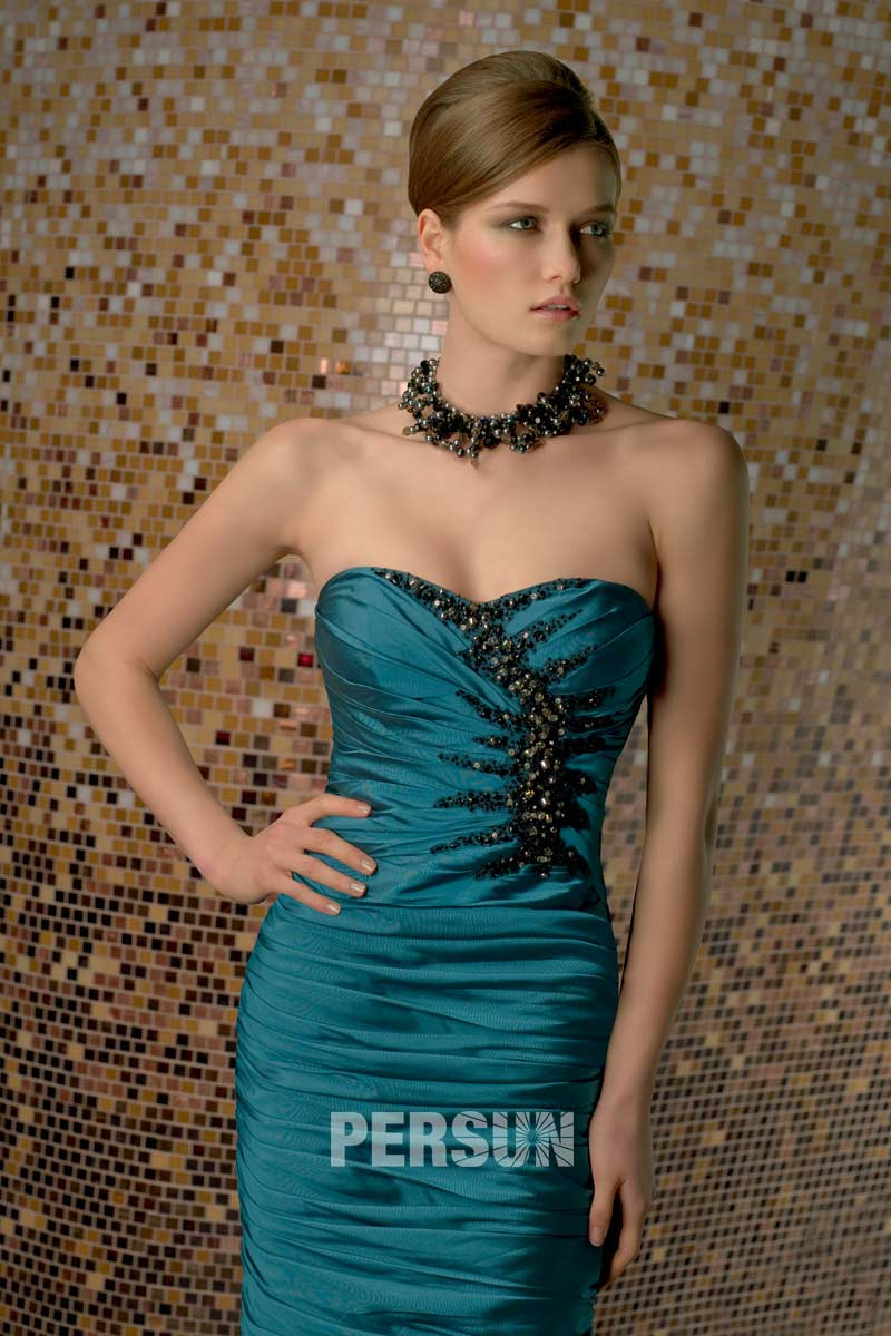Robe bustier pour mariage