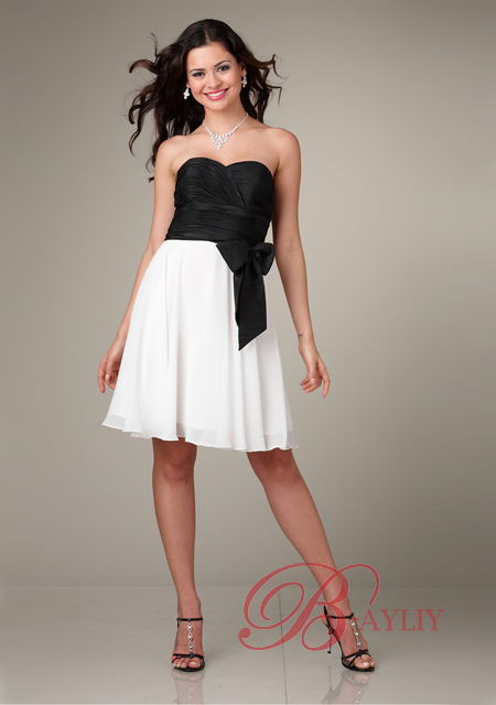Robe bustier pour mariage pas cher