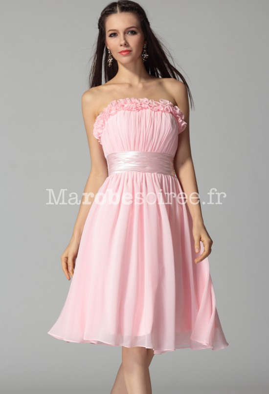 Robe pour mariage bustier