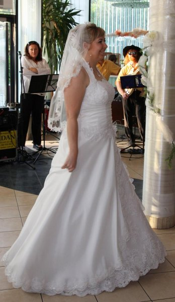 Robe pour mariage taille 44