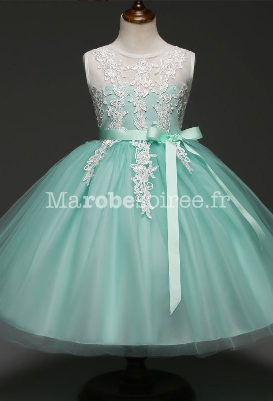 Robe mariage fille tulle