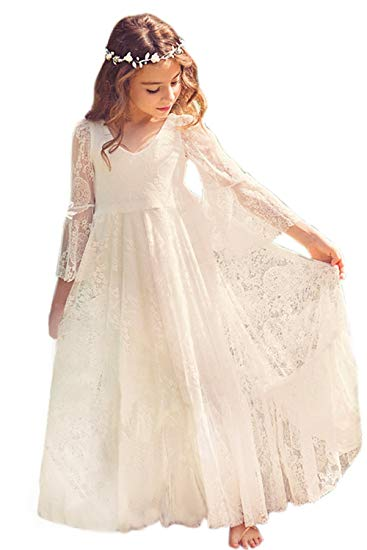 Robe mariage petite fille 3 ans