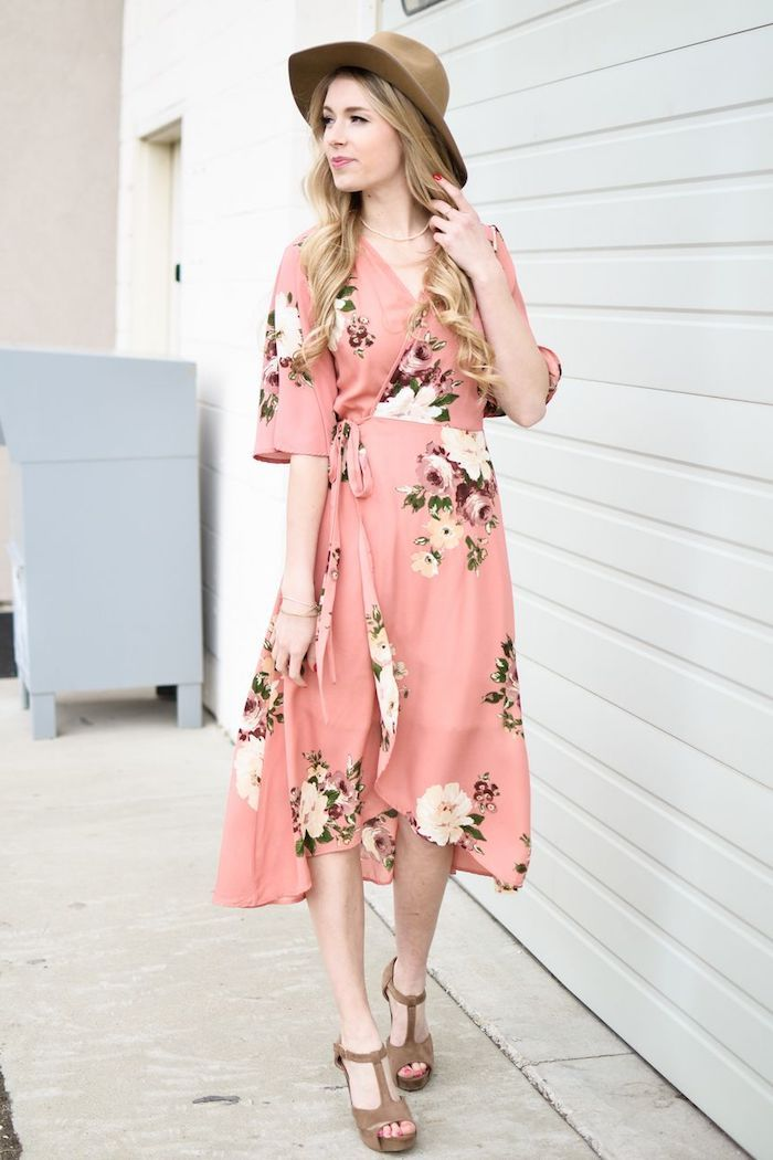 Robe invitée mariage 2017 champetre
