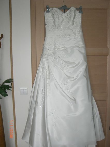 Robe d'occasion mariage moselle