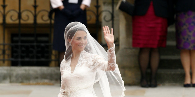 Cout robe mariage prince harry