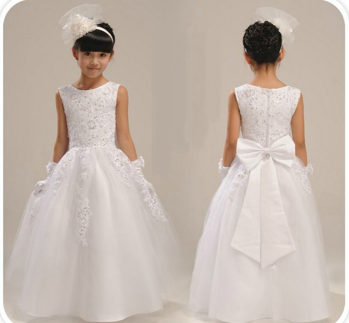Robe pour fille 12 ans mariage