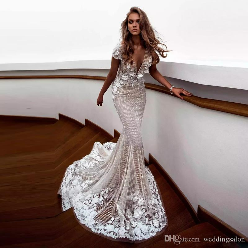 Robe mariage paillettes