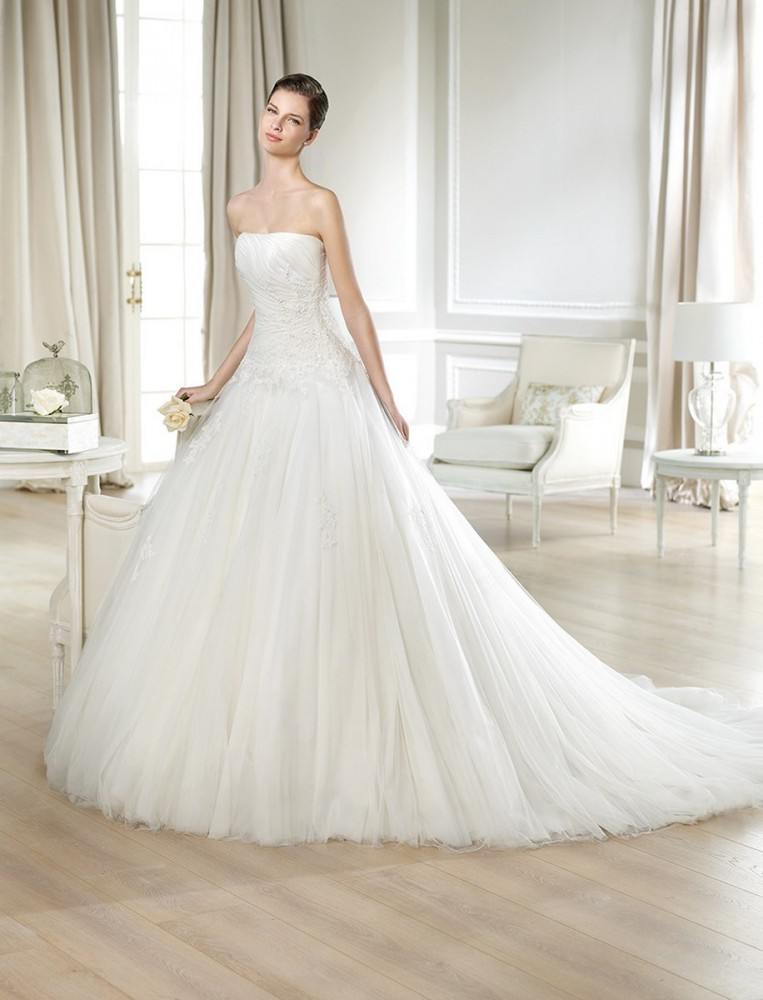 Solde robe mariage