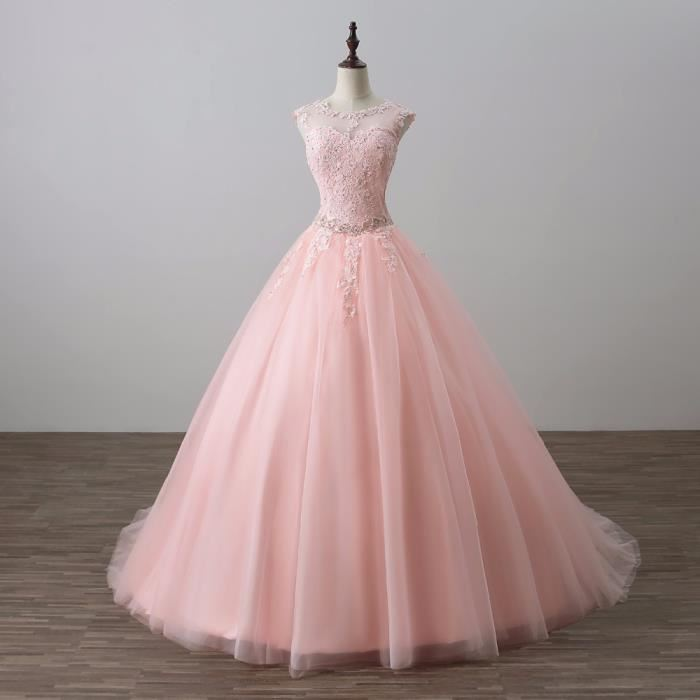 Robe mariage quinceanera