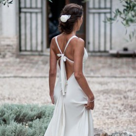 Empire du mariage robe mystere